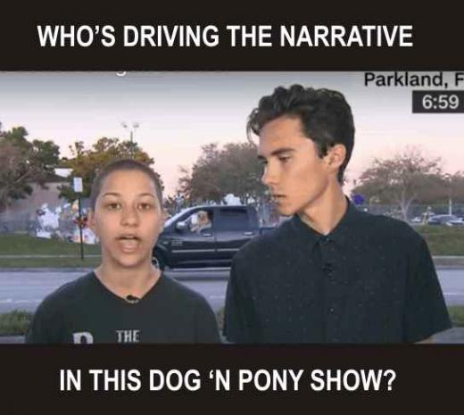 When your Dog 'n Pony show gets bombed by an actual dog.