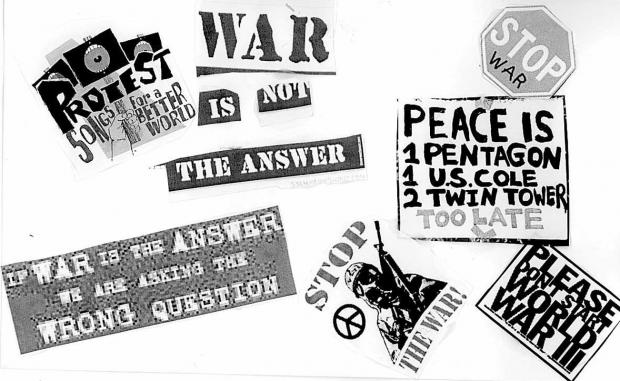 Op Ed: War is not the answer