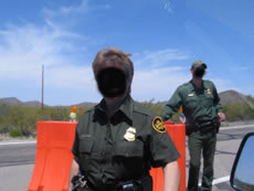 Homeland Security Suspicionless Roadblock