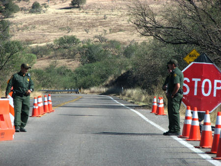 Border Patrol Agent Speaks Out Against Unlawful Checkpoint Operations