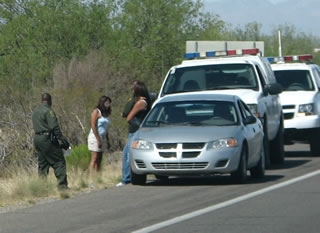 Homeland Security Agents Reveal Illegal 'Shotgunning' Practice