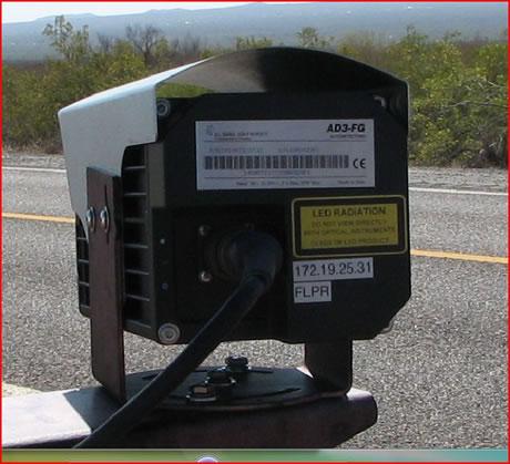 DEA, DHS & TOPD Surveillance Along AZ SR86