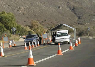 DHS Backs Away from Proposed Permanent Southern Arizona Checkpoint