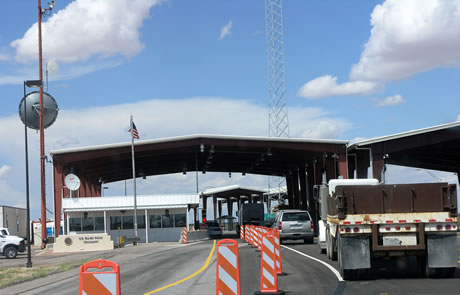 I-10 Checkpoint Dog & Pony Show