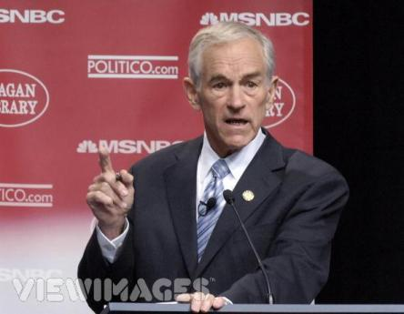 For Ron Paul, Q2 a boom on every level
