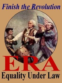 A Revolution still to win:  Ratify the ERA