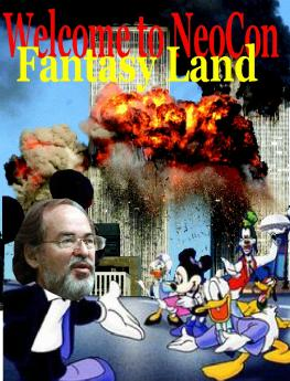 The Path to 9/11 Leads Through Disney to David Horowitz - and his NeoConning friends