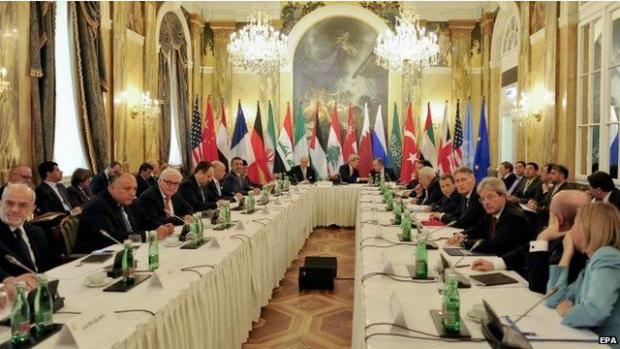 Agreement To Disagree In Vienna On Syria Freedoms Phoenix