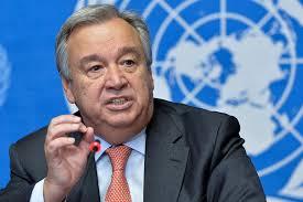 UN Secretary-General's Hollow Red Alert