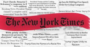 NYT Iran Bashing Following Trump's Act of War
