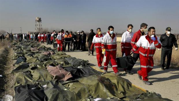 Iran Erroneously Downed Ukraine Airliner
