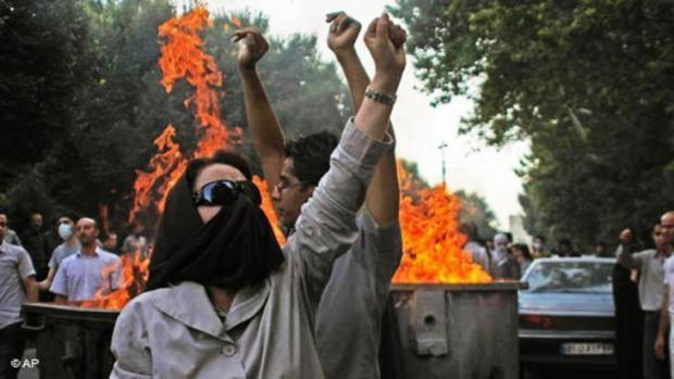 US/UK Dirty Hands Behind Weekend Protest in Tehran?