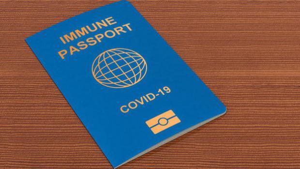 Britain to Issue Vaccine Passports