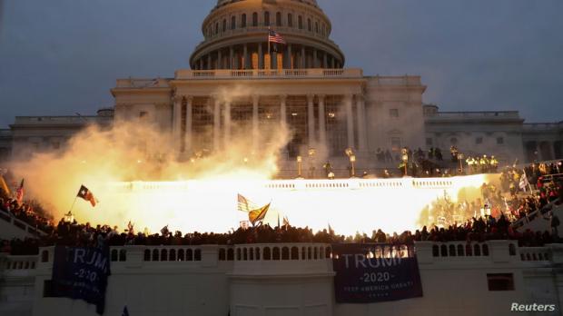 Trump Regime State Terror in Its Final Days