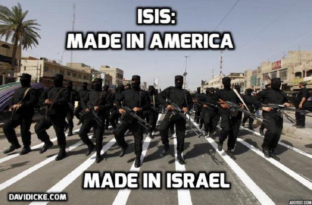 US Resurrecting ISIS in Iraq?