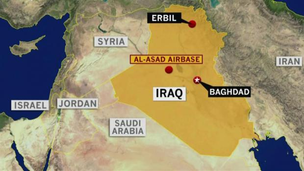 US Bases in Iraq Advance Its Regional Imperium