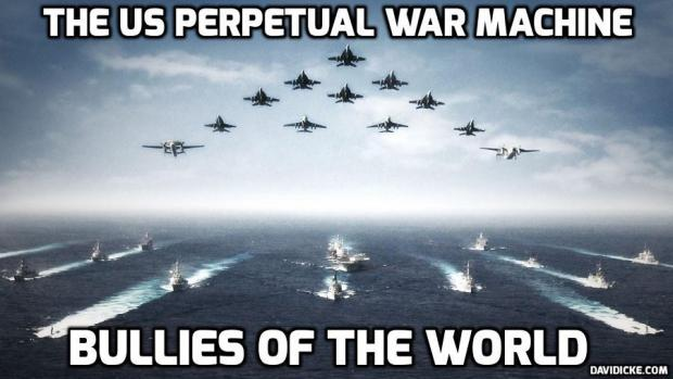 US Deterrence: Code Language for Endless Wars on Humanity
