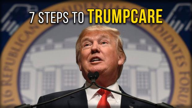 Trumpcare Nears Completion