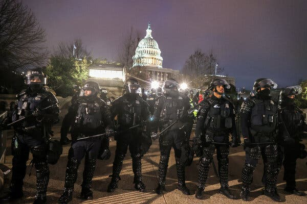 US Police State Rule Rears its Ugly Head