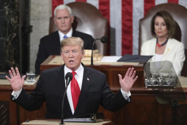 America's Perilous State of the Union