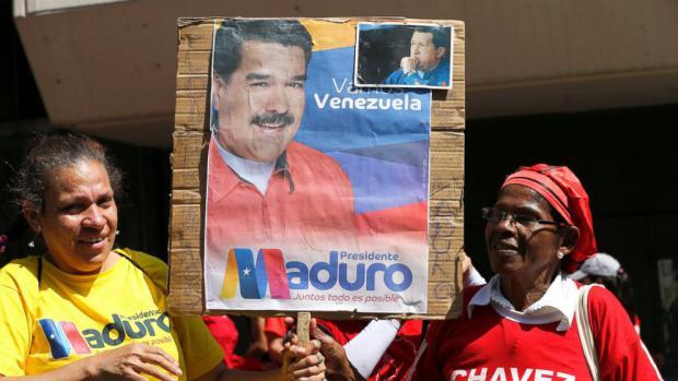 Venezuela's Legitimate Government: What the US Says It Is