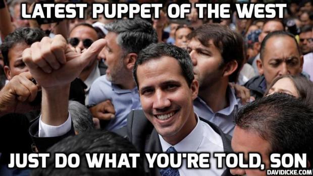 Grand Theft Venezuela: Stealing a Nation
