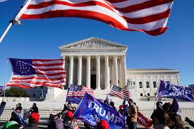US Supreme Court Backs Grand Theft Election 2020