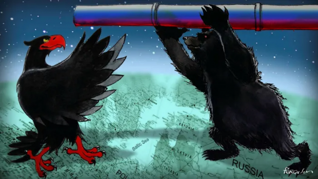 EU/Russia Split Coming?