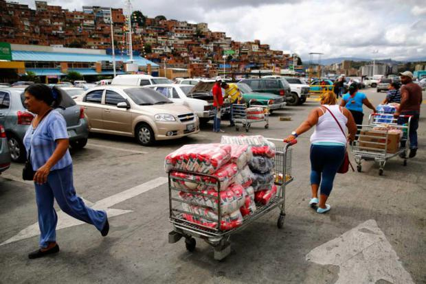 No Empty Grocery Shelves in Venezuela: US Propaganda Rages Otherwise
