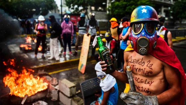 Saving Venezuela