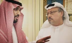 DNI Report to Blame Saudi Crown Prince for Jamal Khashoggi's Murder