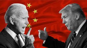 Biden Confrontational Toward China Like Trump