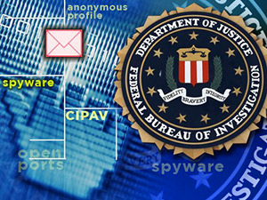 America spies illegally at home