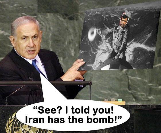 Netanyahu's Iran Bashing Promotes War