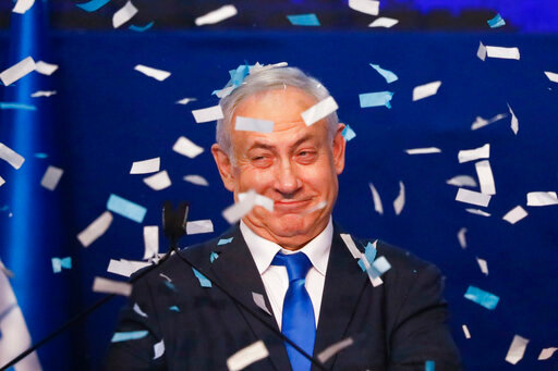 Surprise Israeli Election Results