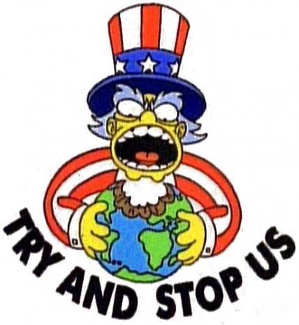 USA: Humanity's Greatest Threat