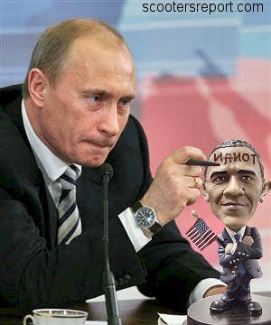 Washington despises Putin's outspokenness