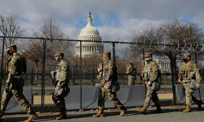 US Capital to Be Permanently Militarized?