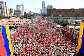 Anti-Imperial Rally in Caracas