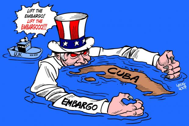 Washington's war on Cuba