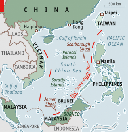Militarizing the South China Sea: By Imperial USA