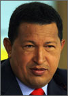Continued Bush administration efforts to topple the Chavez government