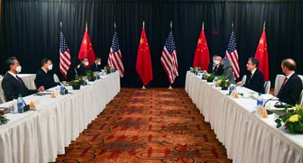 Postmortems on Sino/US Differences on Display in Anchorage