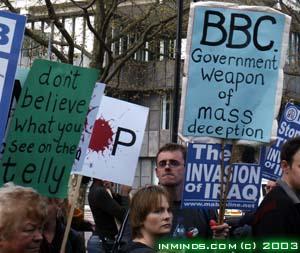 Like major US media, BBC is a propaganda tool