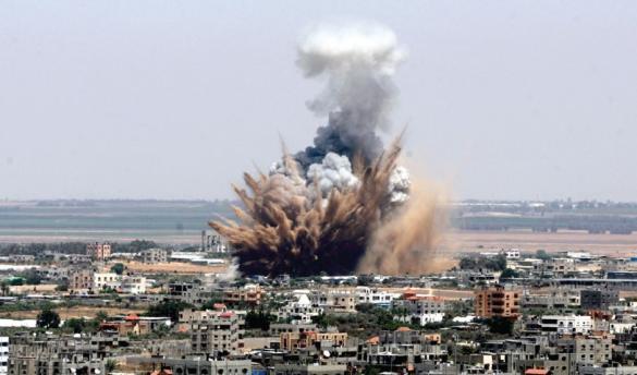 Israel's Brutal Military