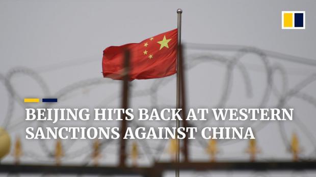 China Slaps Biden Regime with Taste of its Own Medicine