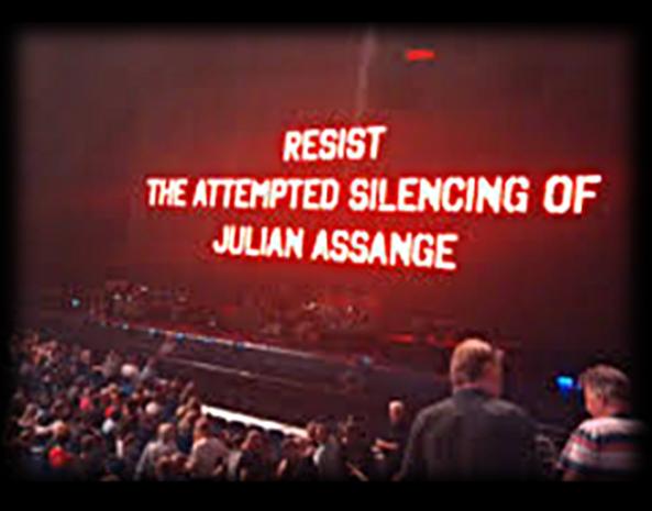 Prisons: Breeding Grounds for Disease. Julian Assange's Life in Danger