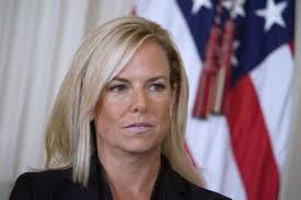 Trump Sacks DHS Secretary Nielsen
