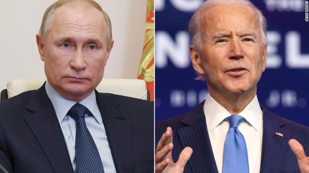 Biden Regime Pushing for War on Russia?