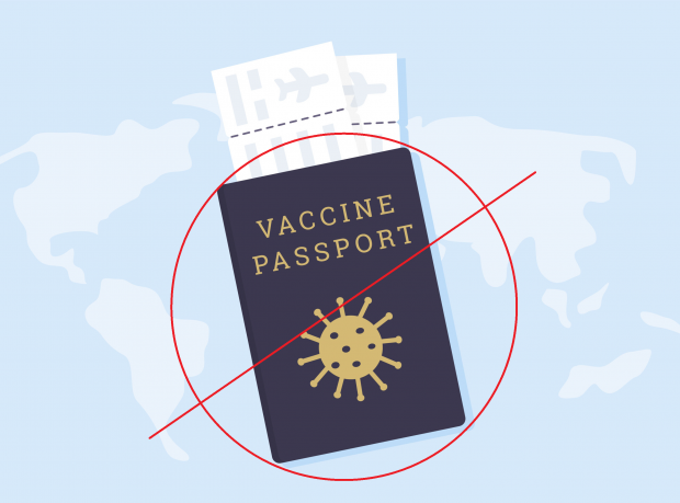 Florida and Texas Ban Vaccine Passports